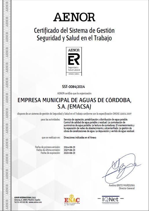 18001Certificado
