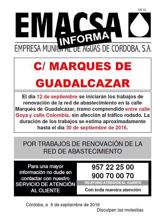 c Marques guadalcazar