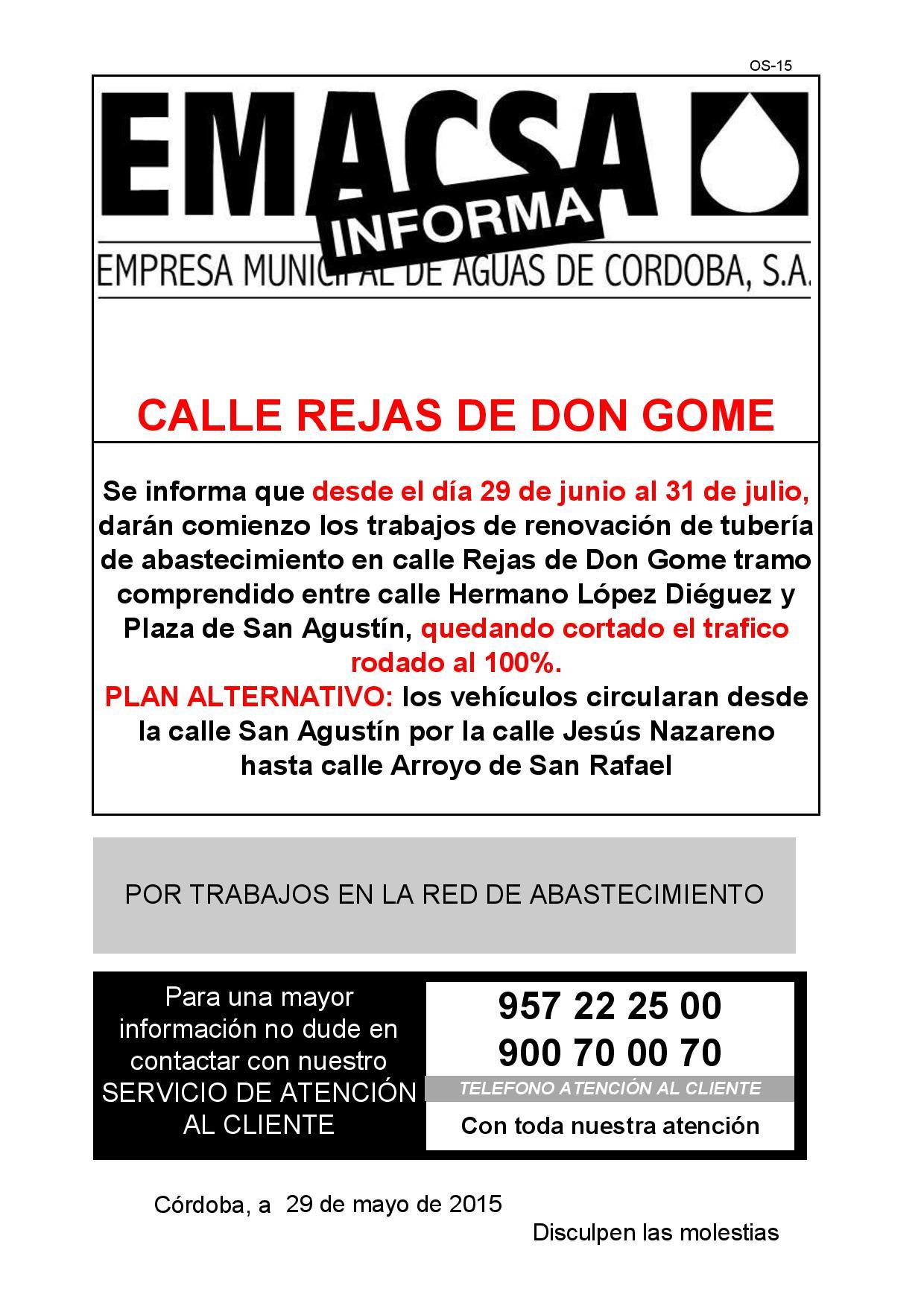 REJAS DE DON GOME