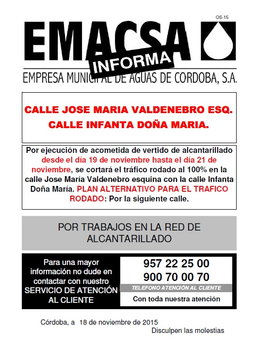 Calle Jose Maria Valdenebro