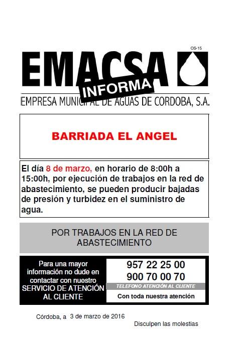 Barriada El Angel