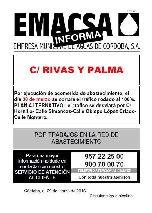 Rivas y Palma