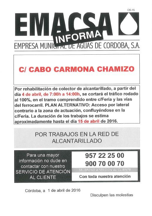 Cabo Carmona Chamizo