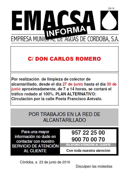 Don Carlos Romero