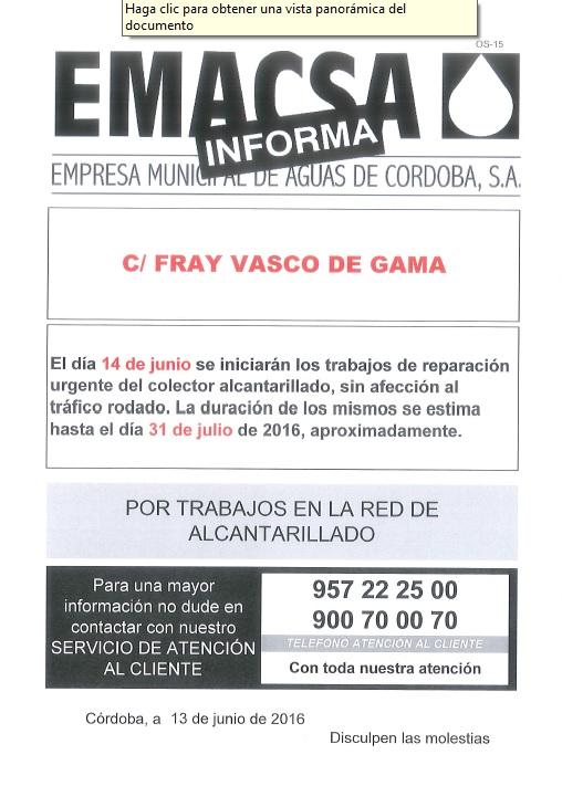 Fray Vasco de Gama