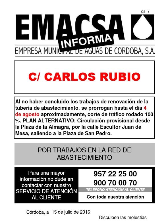 Carlos rubioII