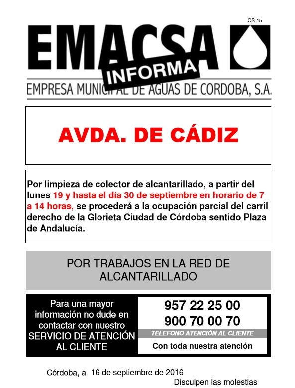 Avda Cadiz