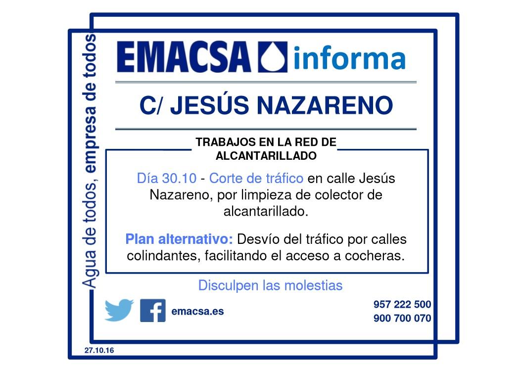 Jesus nazarenoII