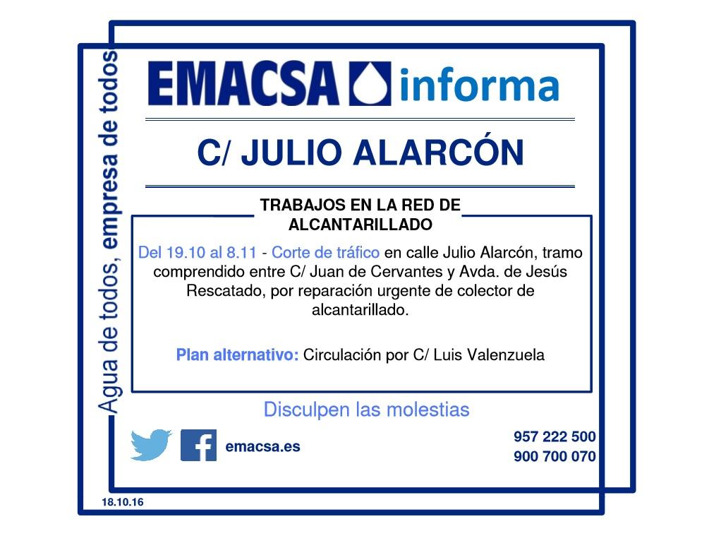Julio alarcon