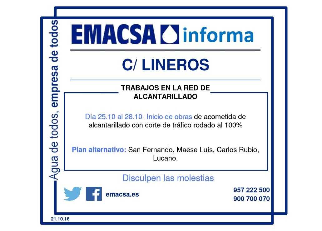 Lineros
