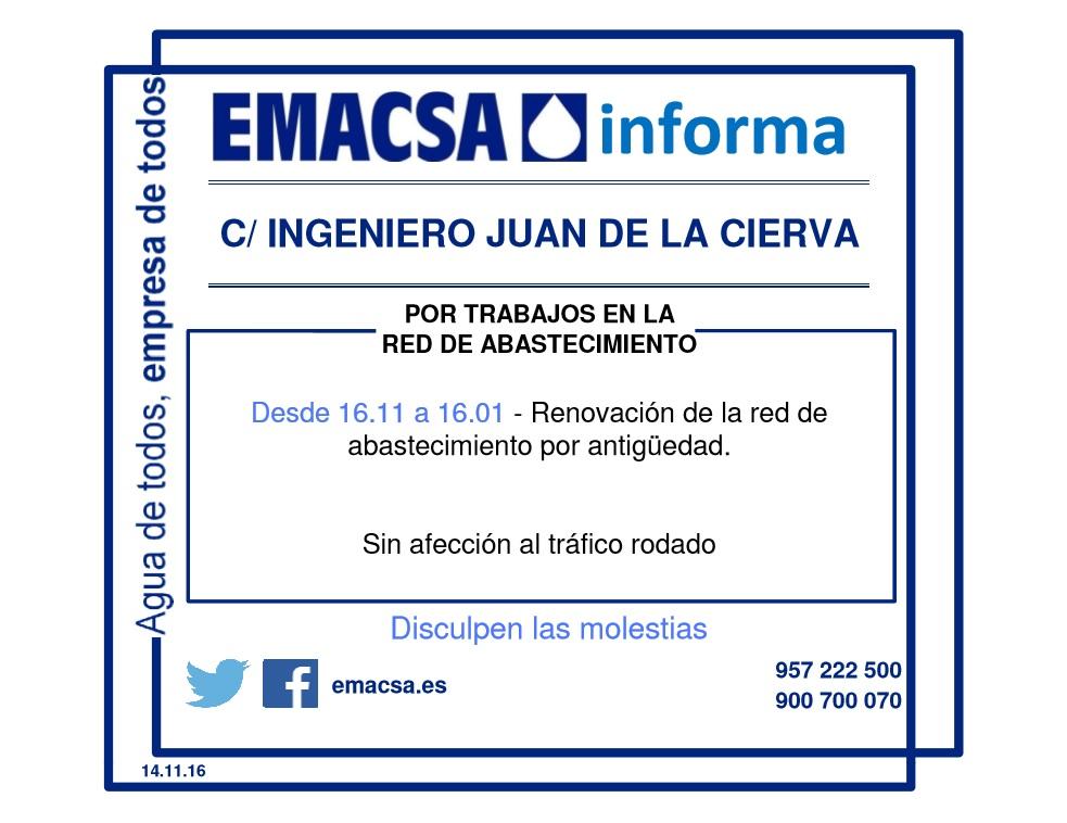Ingeniero Juan de la Cierva