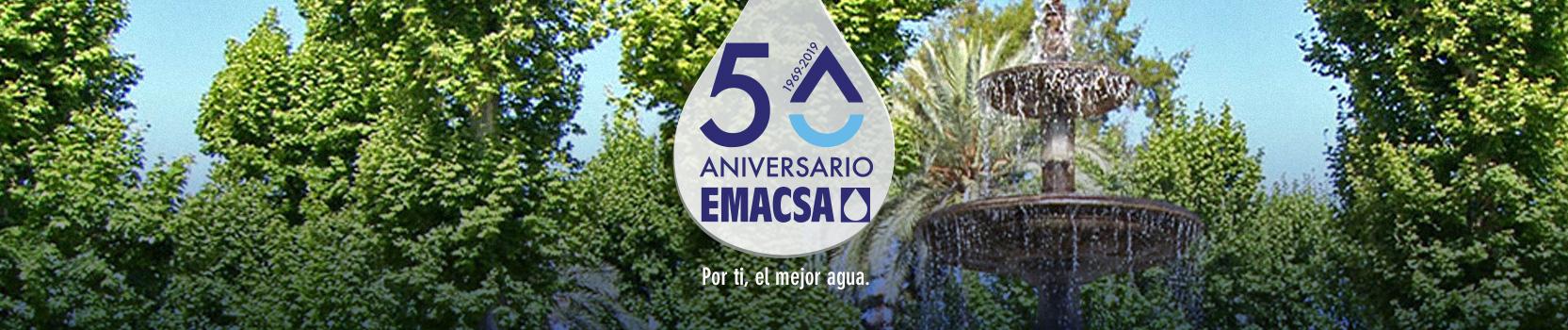 Portal de actividades organizadas por EMACSA
