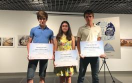 Entrega de premios Concurso Relato Corto 'Cuida del agua, crea vida', dirigido a escolares de Secundaria