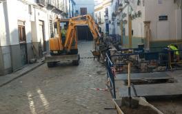 EMACSA renovará 1.206 metros de red en el entorno de la Puerta de Almodóvar