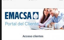 Emacsa lanza una App que permite a sus clientes realizar trámites y gestiones desde el móvil