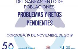 Día mundial del saneamiento. Jornada técnica
