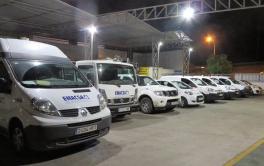 EMACSA renovará sus vehículos con criterios que priman el respeto al medio ambiente