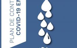 Emacsa actualiza diariamente su Plan de Contingencia para ajustarse a la evolución de la crisis sanitaria del COVID-19