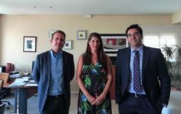 Emacsa y la Junta de Andalucía se comprometen a cooperar para impulsar actuaciones en materia de agua