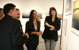 Inauguración exposición fotográfica «La vida del agua»