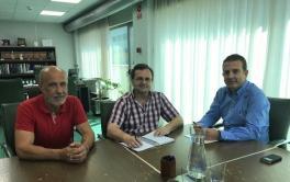 Emacsa se reúne con el Consejo del Movimiento Ciudadano
