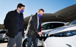 EMACSA continúa renovando su flota con siete nuevos vehículos responsables con el medio ambiente