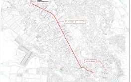 Comienzan las obras de renovación de la conducción del bombeo de emergencia de Villa Azul a Carril Huerta de Arcos