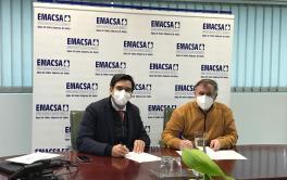 Emacsa y Al-Zahara firman un convenio para impulsar el proyecto 'Barrios por el clima'